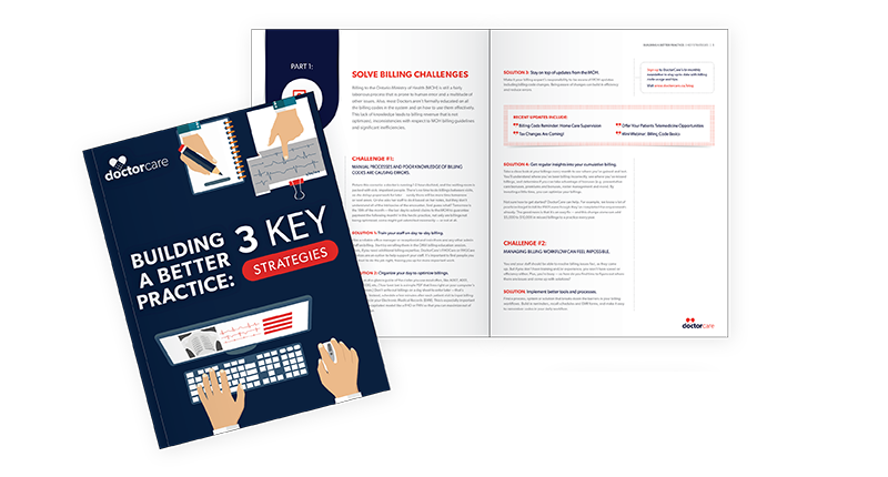 Best practices white paper: Building a Better Practice: 3 Key Strategies