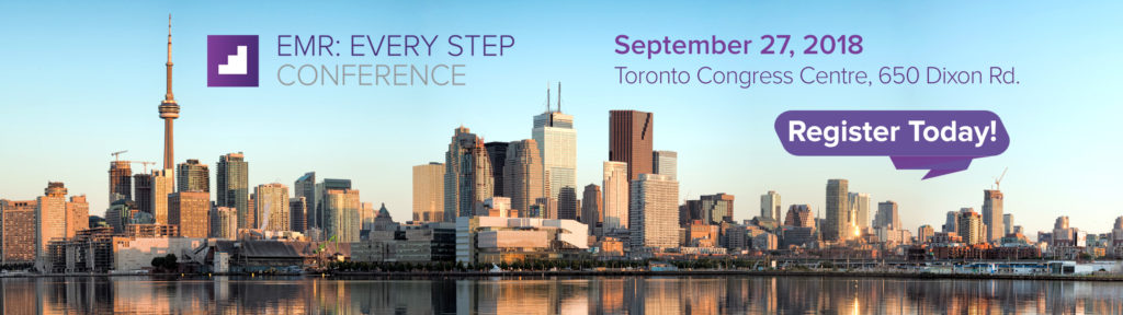 OntarioMD EMR Every Step Conference Toronto