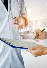 Doctors refer patients to DoctorCare AlliedCare service